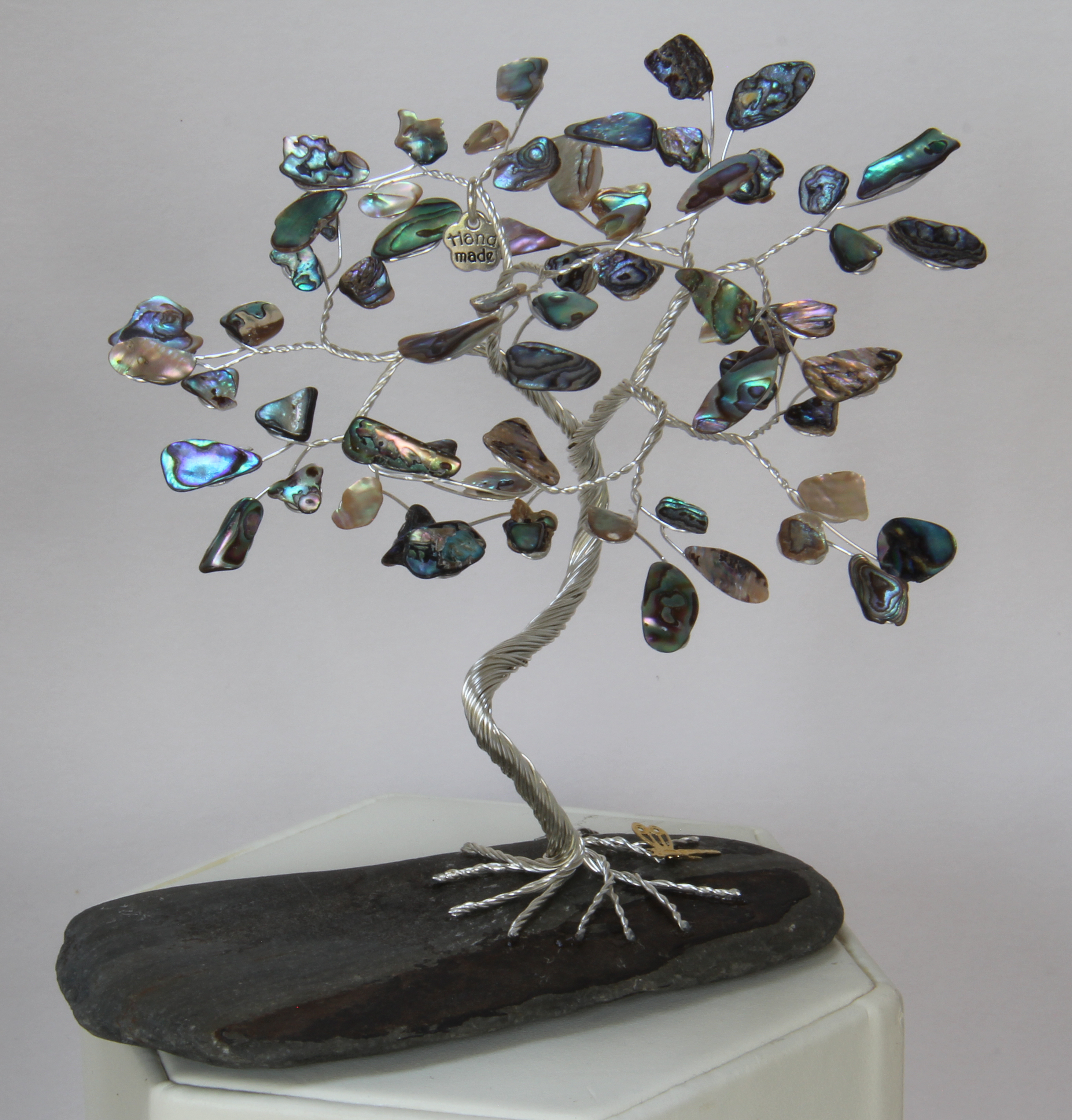 Paua Shell Gem Tree