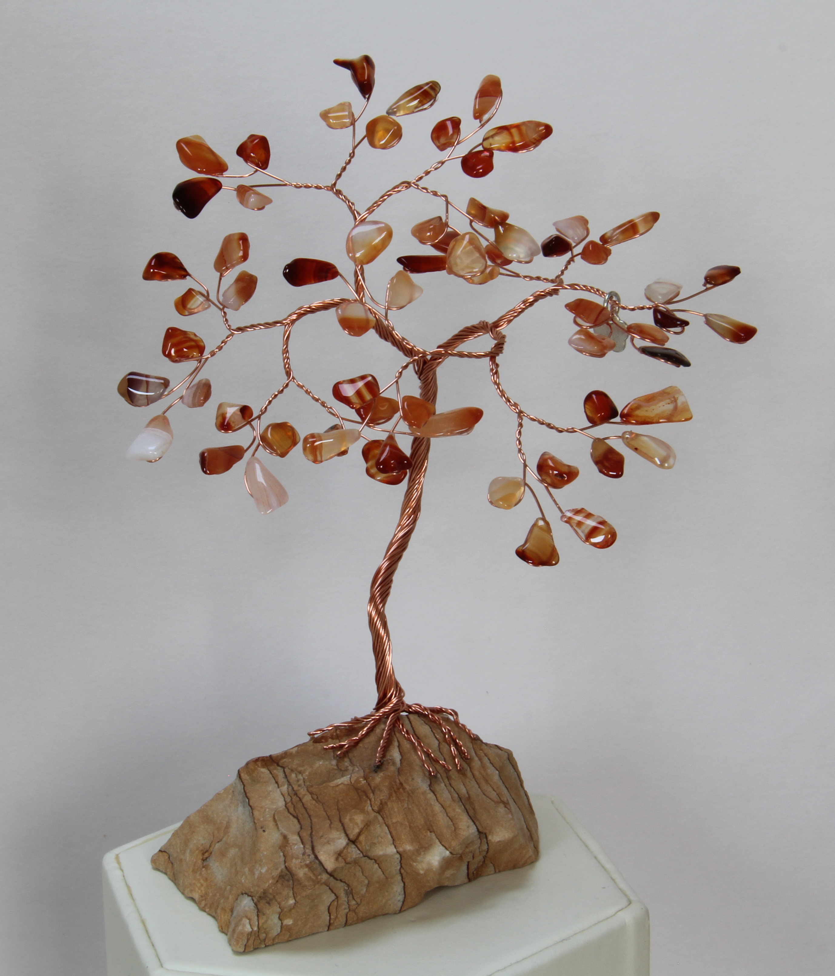 Brazilian Agate Gem Tree