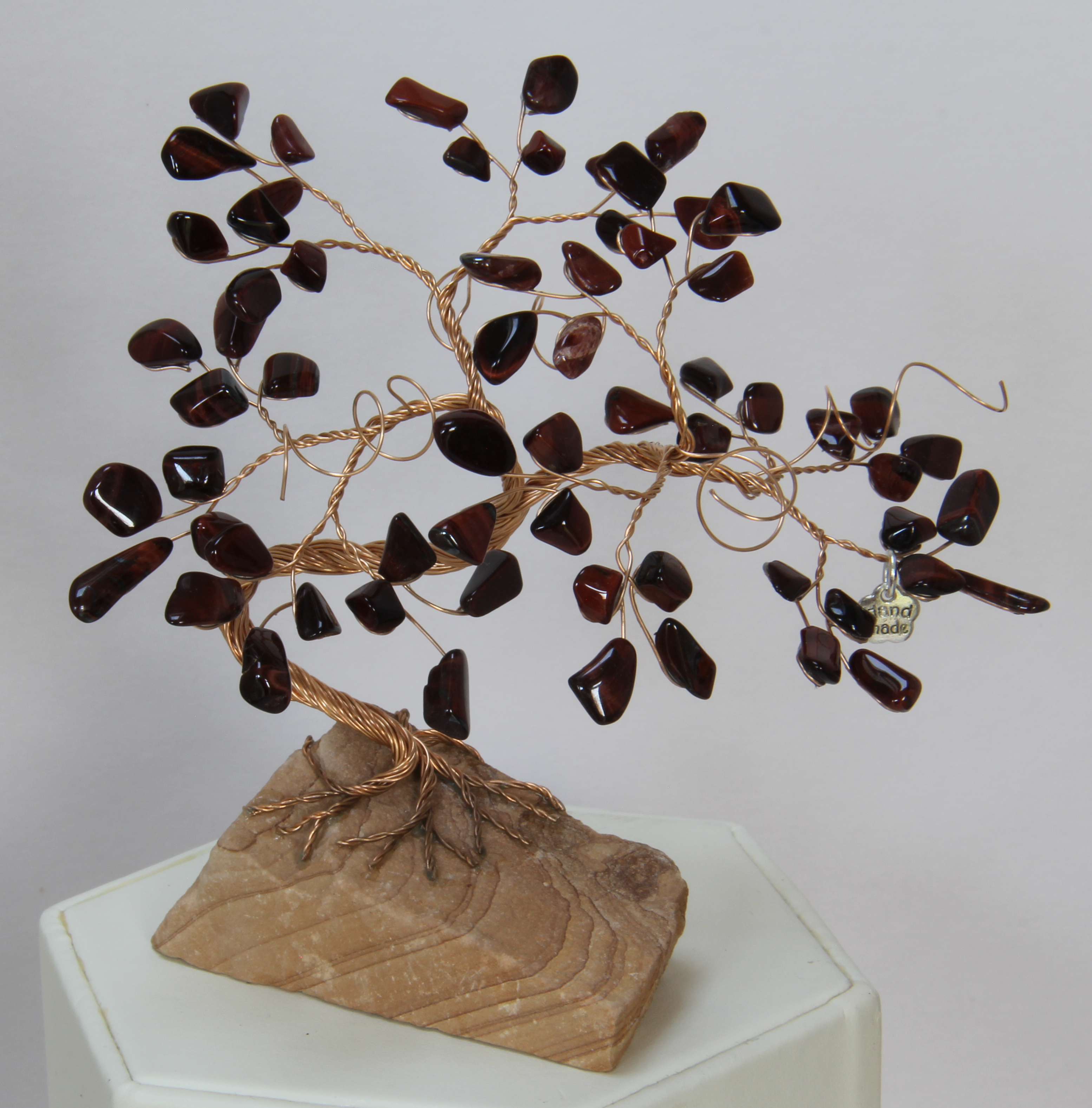 Tiger Eye Gem Tree